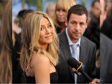 """Jen Aniston se recupera de segundo divórcio com apoio de Adam Sandler e """"mochilão chic"""""""