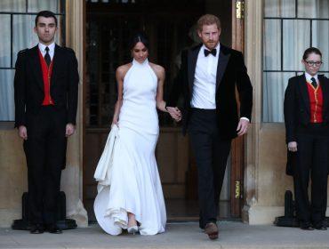 "Clima de churras e ""dance off"" entre príncipes: tudo sobre a festa de casamento de Meghan e Harry"