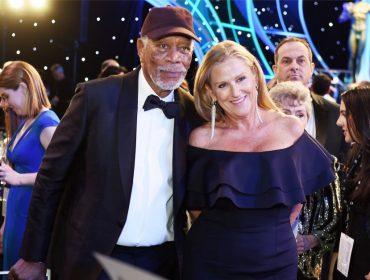 Acusado de assédio por várias mulheres, Morgan Freeman só sai na rua acompanhado de guarda-costas