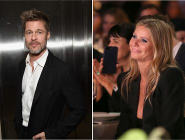 """Gwyneth Paltrow sobre o ex Brad Pitt: """"ele é o melhor e me salvou de Harvey Weinstein"""""""