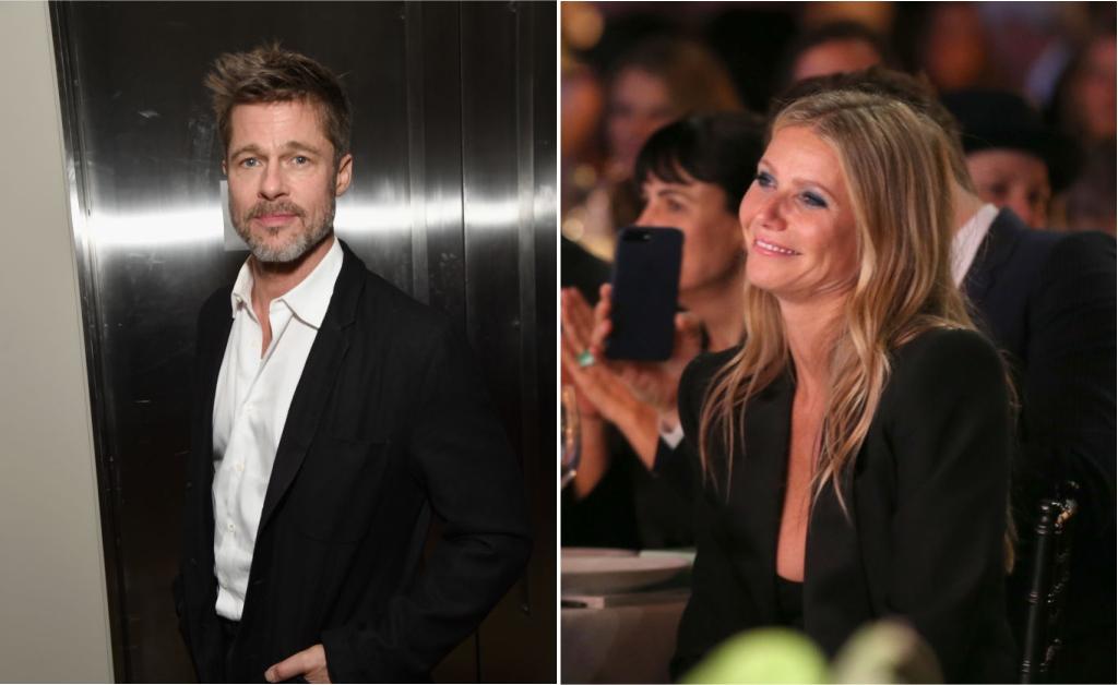 d9cd9ac0a Gwyneth Paltrow sobre o ex Brad Pitt