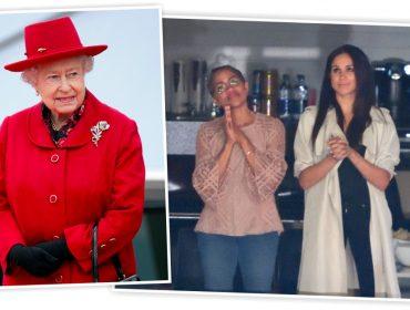 Mãe de Meghan Markle já está em Londres e tem encontro marcado com a rainha nesta sexta