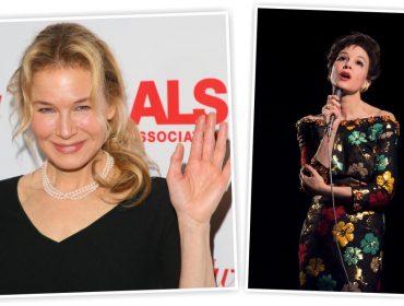 Renée Zellweger surge transformada para viver Judy Garland nos cinemas