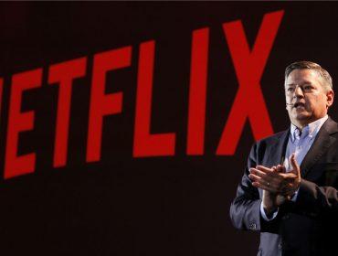 Bambambã da Netflix revela orçamento bilionário para novos títulos e minimiza proibição em Cannes