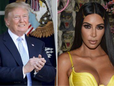 Kim Kardashian vai se encontrar com Trump para discutir reforma no sistema prisional dos EUA