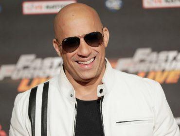 Rei dos filmes de ação e doutor: Vin Diesel será condecorado por universidade de NY