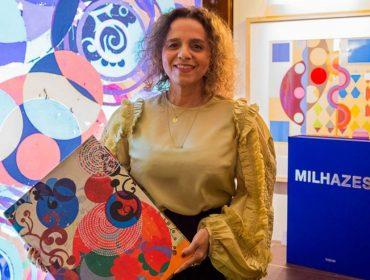 Livro de Beatriz Milhazes ganha lançamento para lá de especial em Nova York