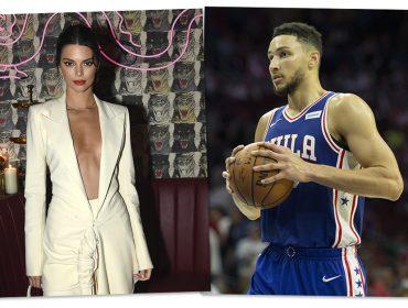 Clima entre Kendall Jenner e o jogador da NBA Ben Simmons está esquentando