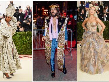 Das pecadoras às santidades: Met Gala 2018 fez história com tema ligado à moda e ao imaginário católico
