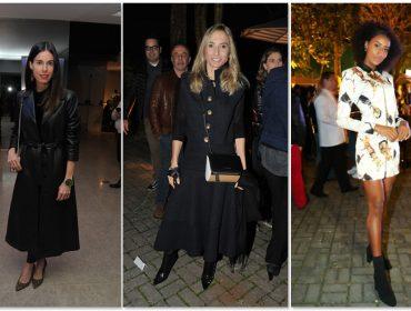 Bem vestidas da festa de 18 anos do Glamurama adiantaram as tendências do inverno