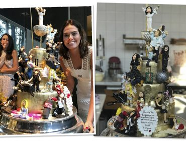 Renata Queiroz de Moraes comemora nova idade com festa animada e divertida