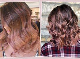 Rose Brown Hair: Glamurama entrega a tonalidade que é febre no Instagram