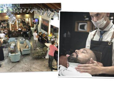 Barba, cabelo e bigode: Casa Mauro Freire ganha espaço só para eles