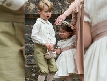 Turminha: George e Charlotte estarão no cortejo do casamento de Harry e Meghan. Quem mais?
