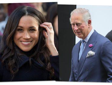 Definido! Príncipe Charles será o responsável por levar Meghan Markle ao altar