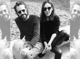 Lilly Sarti e Marcelo Raimondi se casam em construção renascentista, em Firenze
