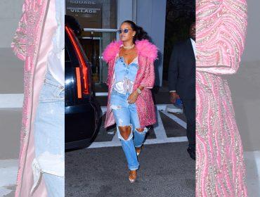 Château de Rihanna em Los Angeles foi invadido por ladrão nessa quinta-feira