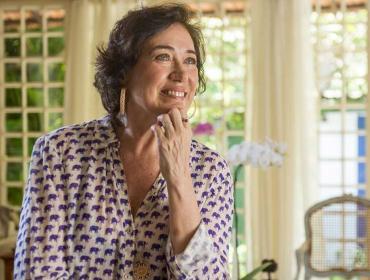 Lilia Cabral dá pistas sobre sua vilã em novela de realismo fantástico