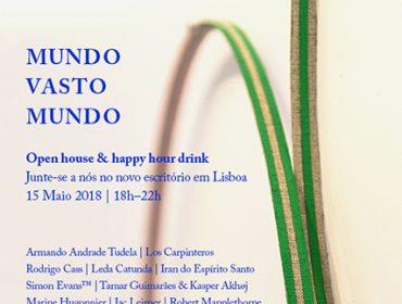 Fortes D'Alola & Gabriel inaugura escritório em Lisboa com exposição das boas