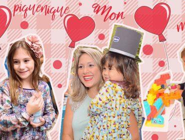 Hora da festa: espia o que vai rolar no Piquenique Glamurama de Dia das Mães!