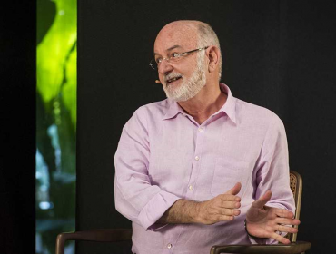 """Silvio de Abreu como poderoso chefão: """"Estou me achando bastante útil"""""""