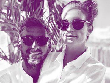 Glamurettes se reúnem no Algarve para comemorar bodas de Bruna Magagna e Samy Sass