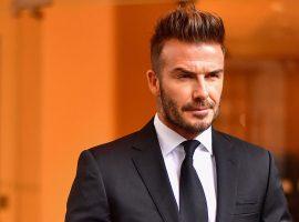 David Beckham é anunciado como presidente do Conselho de Moda Britânico