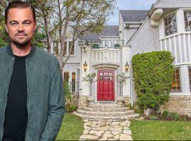 Por dentro do château que DiCaprio acaba de comprar por mais de R$ 17 milhões em LA