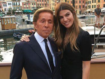 Valentino comemora aniversário luxuosamente em Portofino cercado de amigos