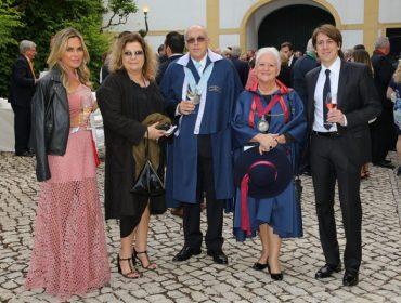 Periquita armou encontro em Portugal para receber confrades do mundo todo, inclusive do Brasil