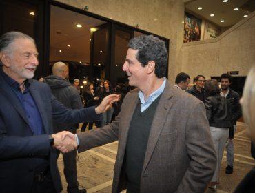 "Sinagoga Beth-El recebeu convidados para o espetáculo ""Jobim"" no Teatro Alfa"