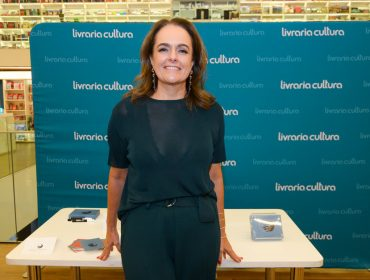 Lançamento de Tipiti Simonsen movimenta Livraria Cultura do Shopping Iguatemi