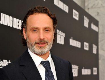 """Andrew Lincoln vai ganhar mais de R$ 73 mi para estrelar sua última temporada de """"The Walking Dead"""""""