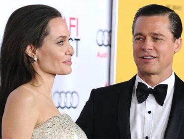 Angelina Jolie pode perder a guarda dos filhos revelam docs obtidos por revista americana