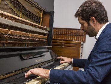 Ari Borger lança sétimo disco e faz show em Lisboa nesta segunda
