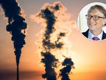Empresa que tem Bill Gates entre os sócios diz ter descoberto como transformar CO2 em gasolina