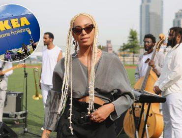 Rede de lojas de décor contrata Solange Knowles, irmã de Beyoncé, para atrair jovens antenados
