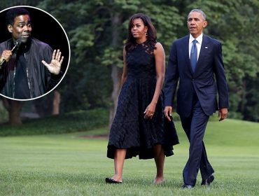 Acordo do casal Obama com a Netflix deixou Chris Rock com a pulga atrás da orelha. Saiba o motivo!