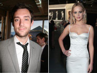 Jennifer Lawrence engata namoro com galerista bonitão de NY seguindo os passos de Amber Heard