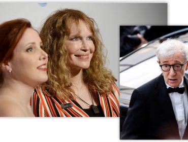 Dylan Farrow ataca Woody Allen e afirma que o diretor está desesperado para salvar a carreira