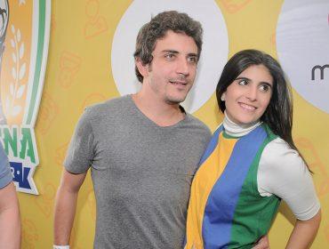 Arena Placar Uol reuniu glamurettes na estreia do Brasil na Copa