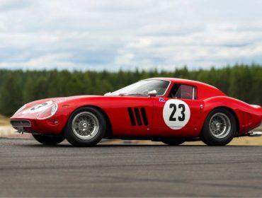 Ferrari vintage que vai a leilão em agosto deverá bater recorde com lance inicial de R$ 170,6 mi