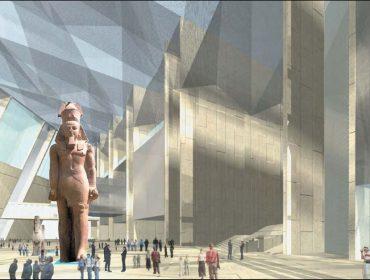 Depois da Primavera Árabe, Egito aposta em museu futurista de US$ 1 bi para recuperar turismo