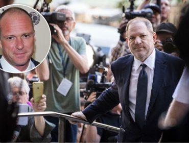 Famoso restaurateur italiano é acusado de acobertar crimes sexuais de Harvey Weinstein