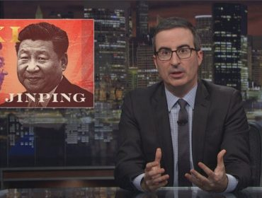 John Oliver é censurado na China depois de comparar presidente do país a Winnie the Pooh