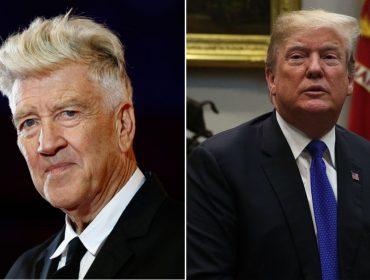 Ícone da contracultura, David Lynch afirma que elogio que fez a Trump foi tirado do contexto