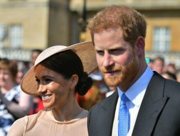 Meghan Markle e Harry embarcam para a Irlanda em julho a pedido do governo britânico
