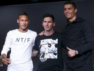 Os mais ricos da Copa: somadas, as fortunas de Neymar, C. Ronaldo e Messi passam de US$ 1 bi