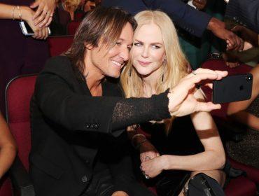 """Nicole Kidman revela o segredo para um casamento de sucesso: """"Não enviem sms!"""""""