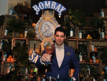Bombay e top bartenders agitaram o 3ª edição do World Gin Day São Paulo